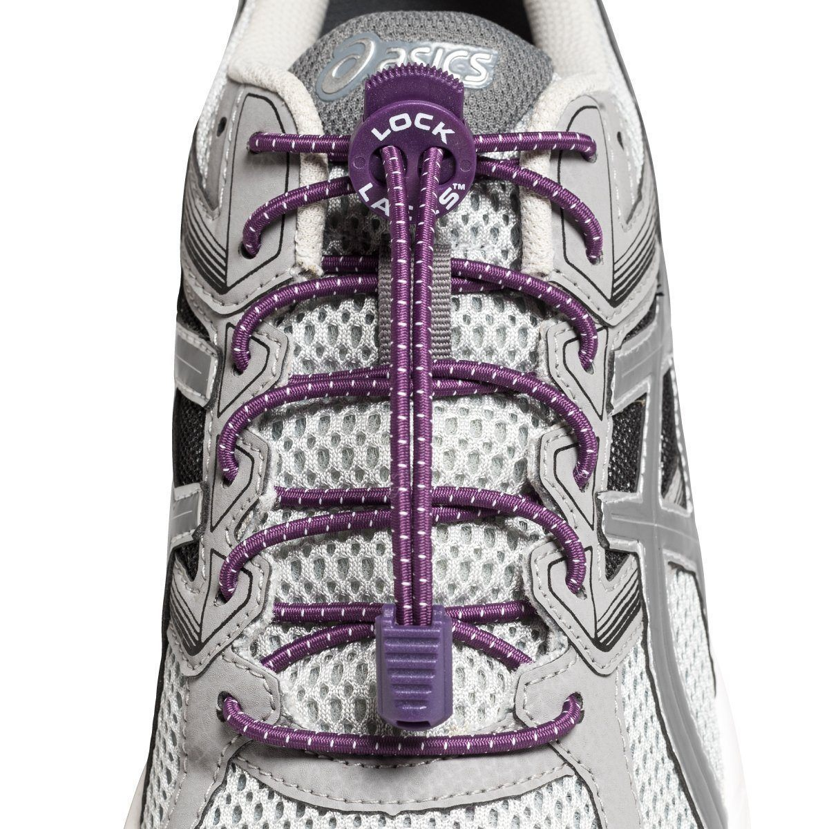 No-Tie Stretching Shoelaces