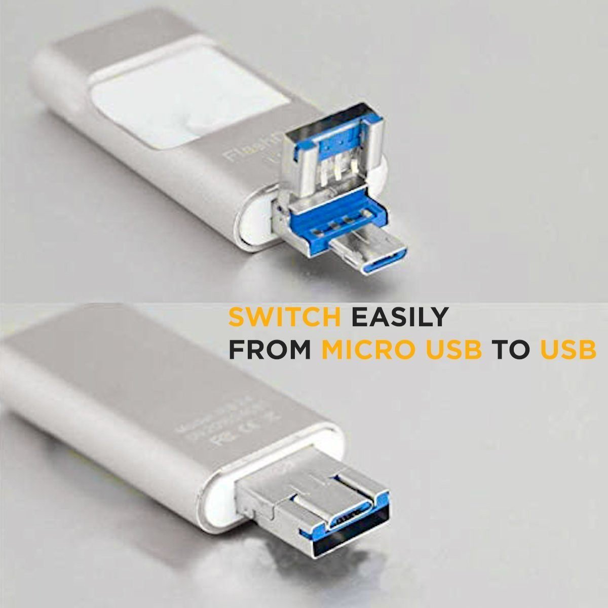 3 In 1 USB Flash Drive