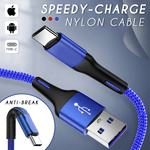 Speedy-Charge Nylon Cable