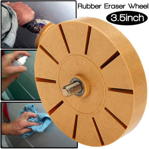 Rubber Eraser Wheel