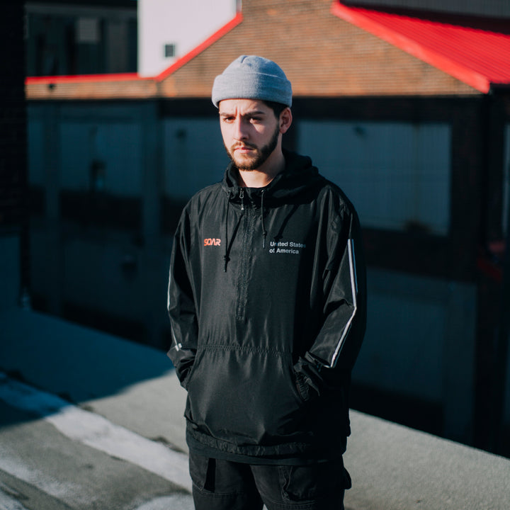 """EXECUTIVE"" WINDBREAKER"
