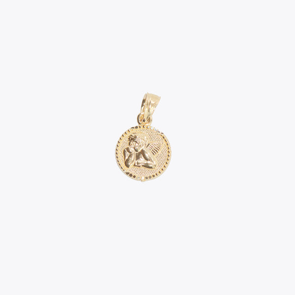 Mini Angelito 14K Charm