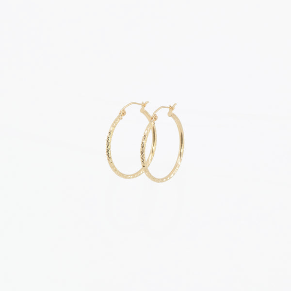 Thali Medium Hoops