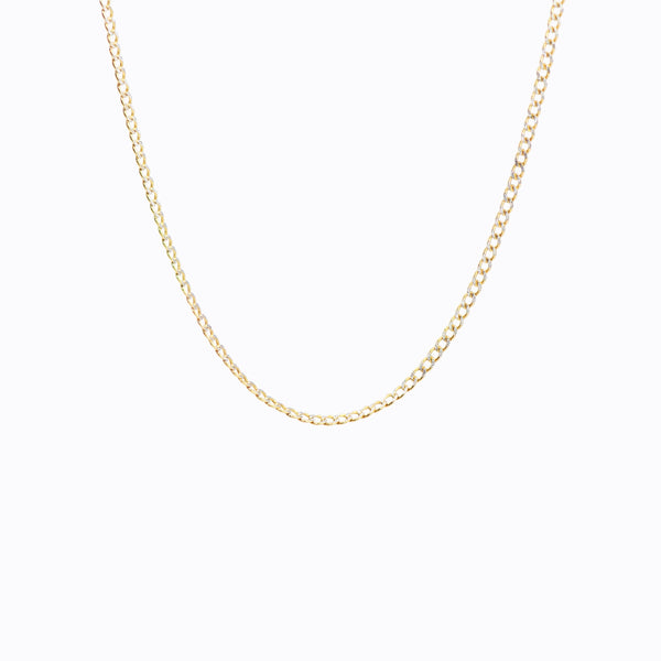 GG Cuban Necklace 2mm