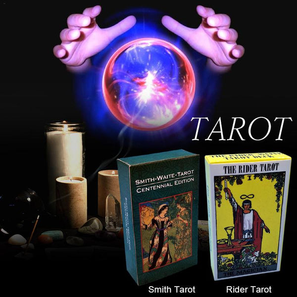 Hot Full English Radiant Rider Wait Tarot Cards