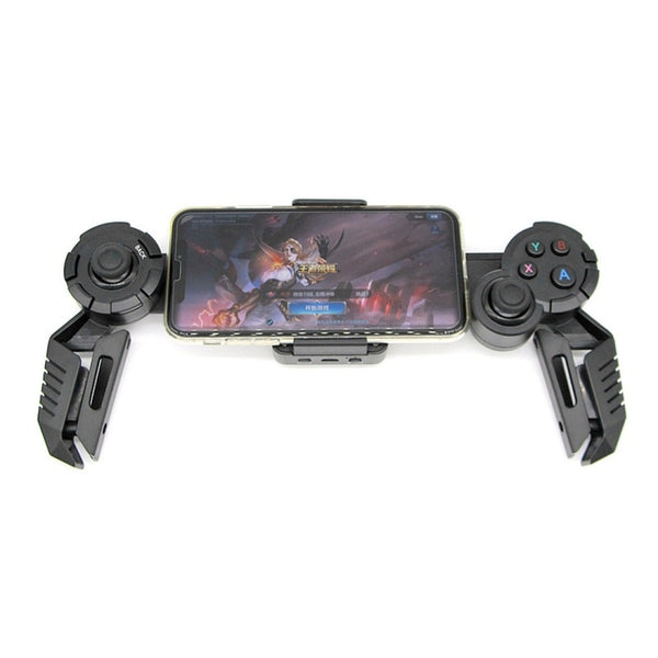 Stretchable Crab Shell Game Handle Wireless Bluetooth