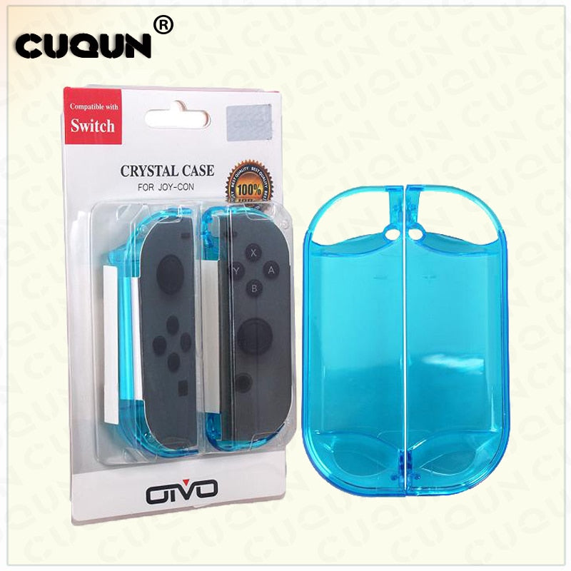 Crystal Clear Hard Case Console Protecting For Nintend Switch Game Handle