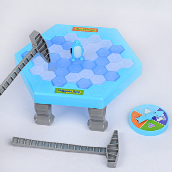 Mini Penguin Trap Activate Funny Game for Kids Family Fun Game