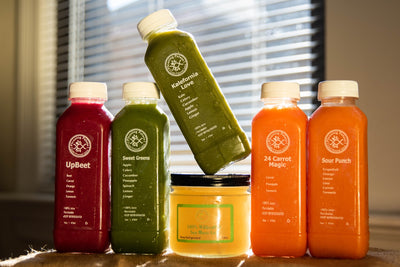 3 Day Juice & Detox Cleanse Package