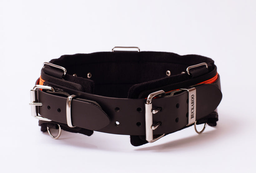 SIGNATURE BACK SUPPORT TOOL BELT // SIZE 32 S TMSRC NEW: NEVER USED BUCKAROO