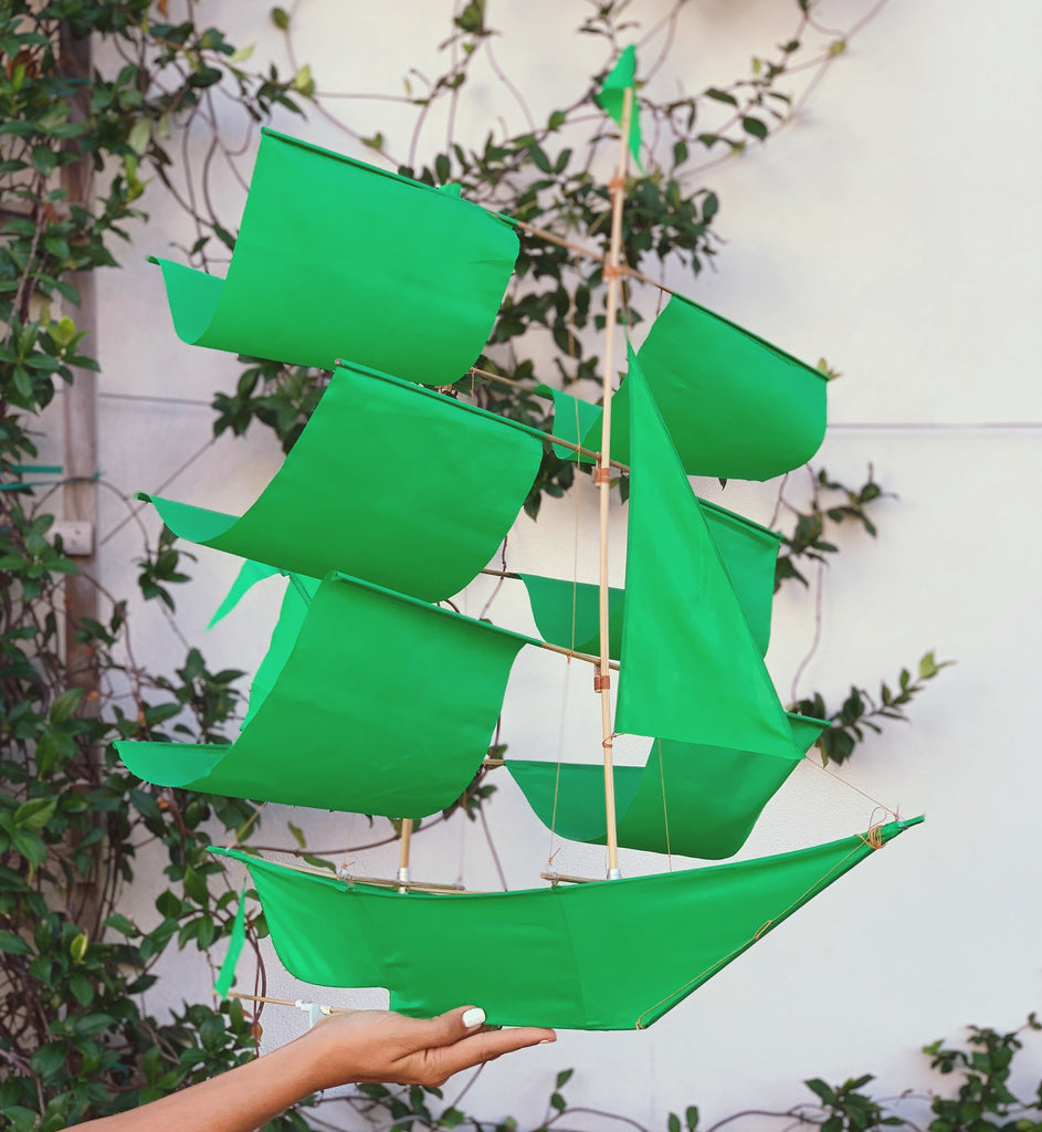 Small Sailboat Kites - The Kemble Shop