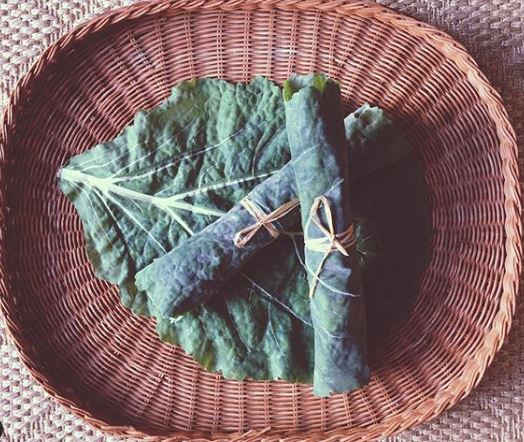 Cabbage Leaf Placemats - thekembleshop-2