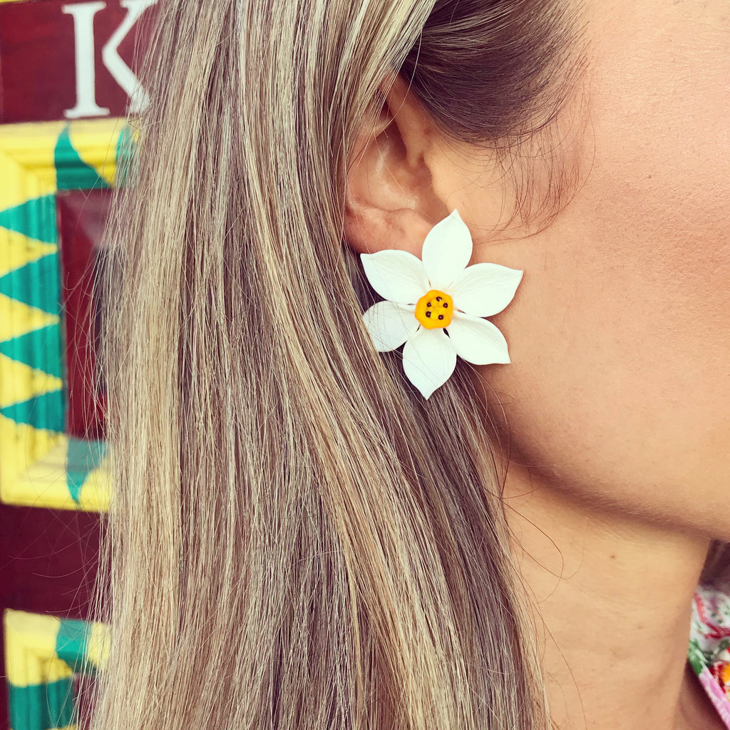 Daisy Earrings - The Kemble Shop