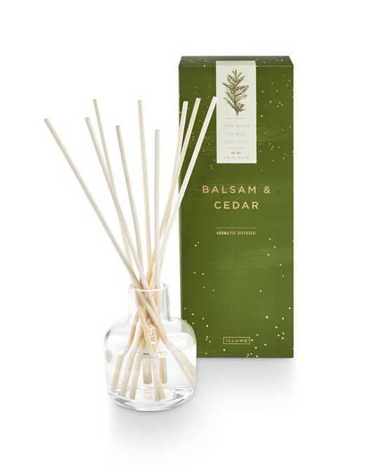 Balsam & Cedar Diffuser - The Kemble Shop