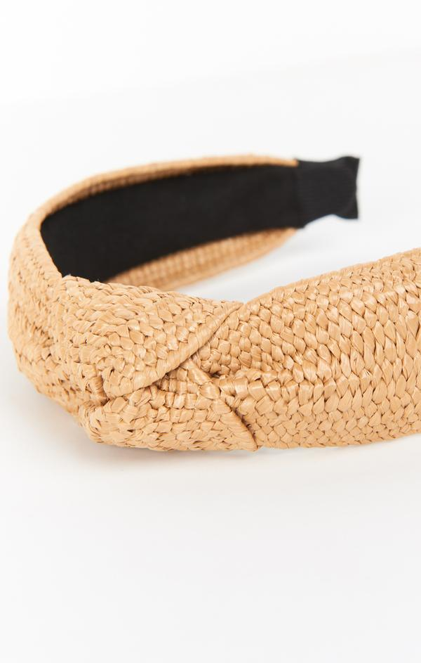 Natural Rattan Headbands - The Kemble Shop