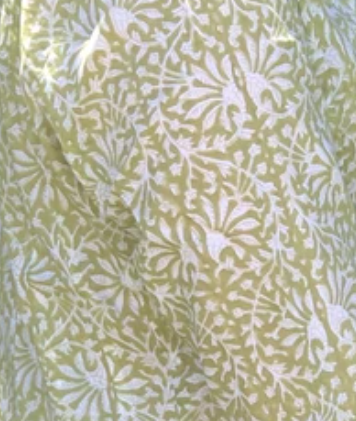 Green Meadows Palm Beach Pajamas - The Kemble Shop