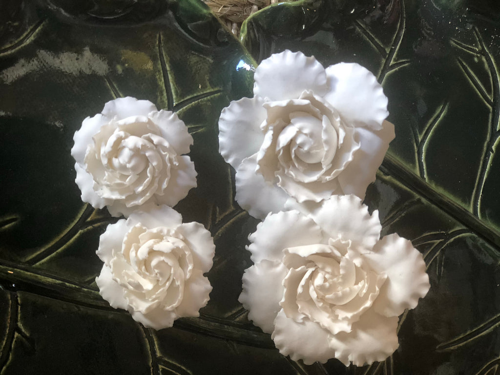 Baby White Gardenias - The Kemble Shop