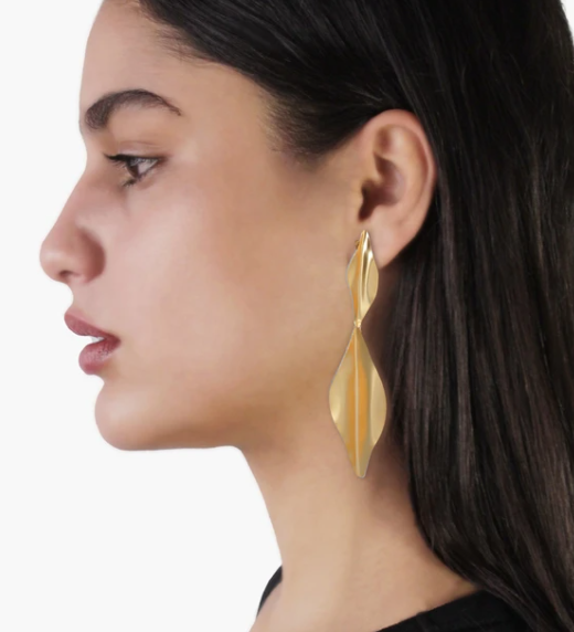 Natural Duo Earrings - The Kemble Shop