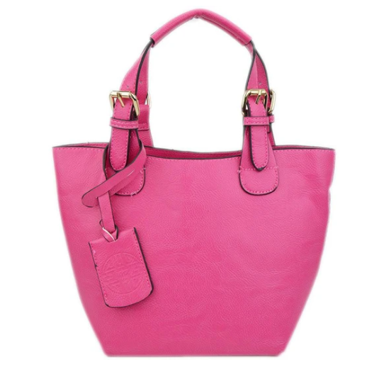 Baby Bucket Red Fuscia - The Kemble Shop