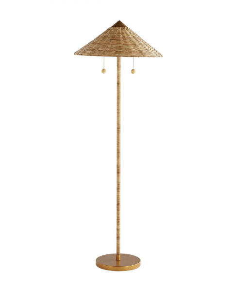 Terrace Floor Lamp - Celerie Kemble - The Kemble Shop