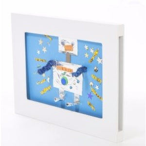 White Children's Frames - The Kemble Shop