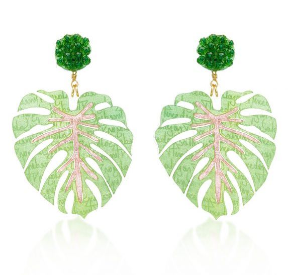 Mano De Tigre Verde in Green - The Kemble Shop