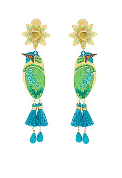 Pajaro Toh Petite Earring - The Kemble Shop