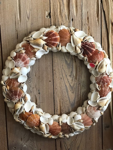 Shell Wreath - thekembleshop-2