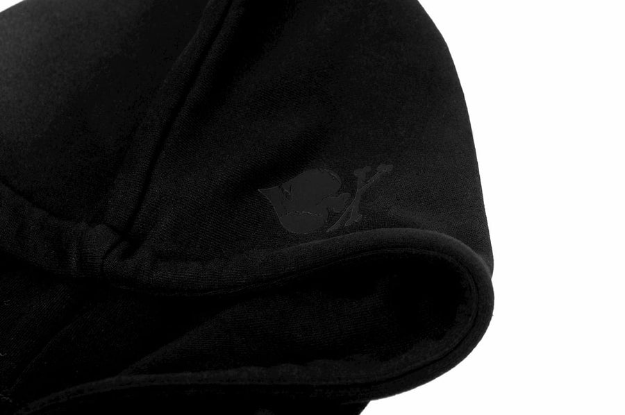 Hoody with FRANKY Logo black