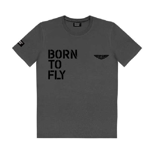 """Top Gun: Maverick"" T-Shirt - Born to Fly"