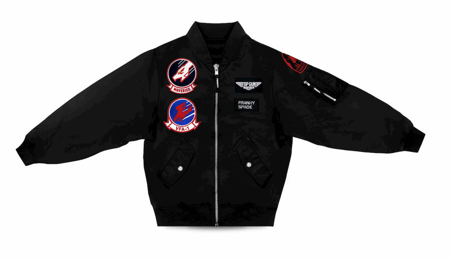 """Top Gun: Maverick"" Fighter Pilot Jacket"