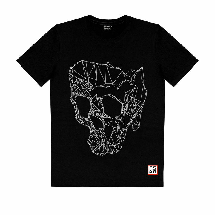 T-Shirt with Scull SKS13