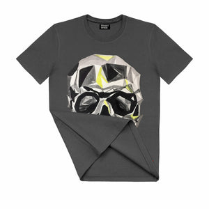 T-Shirt with Skull SKC3