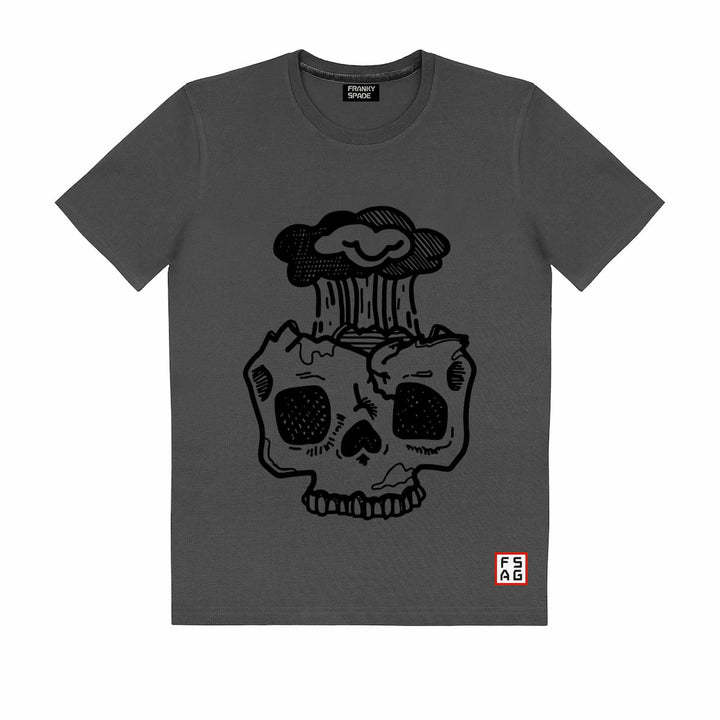 T-Shirt with Scull SKS12