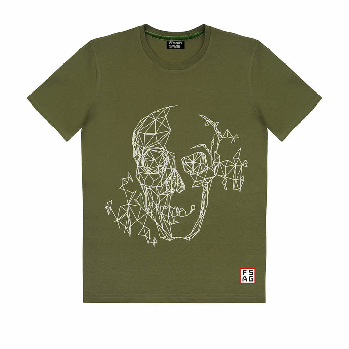 T-Shirt with Scull SKS17