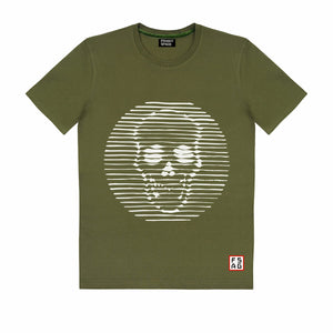T-Shirt with Skull SKS14
