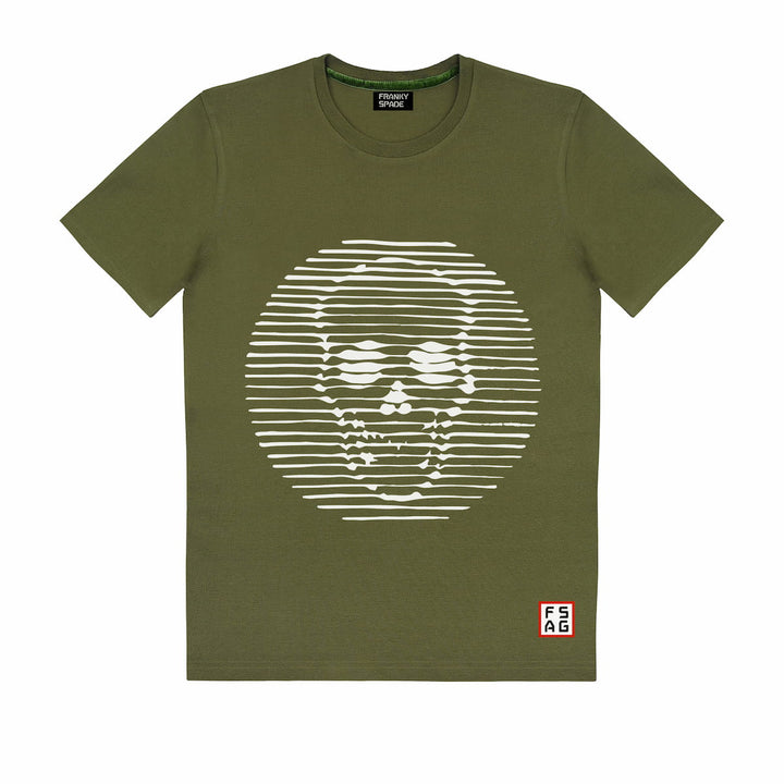 T-Shirt with Scull SKS14
