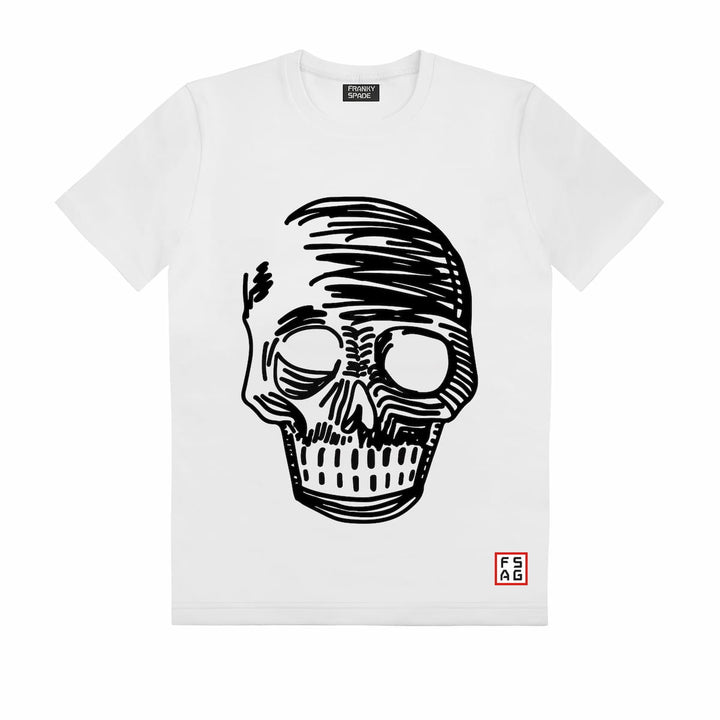 T-Shirt with Scull SKS11