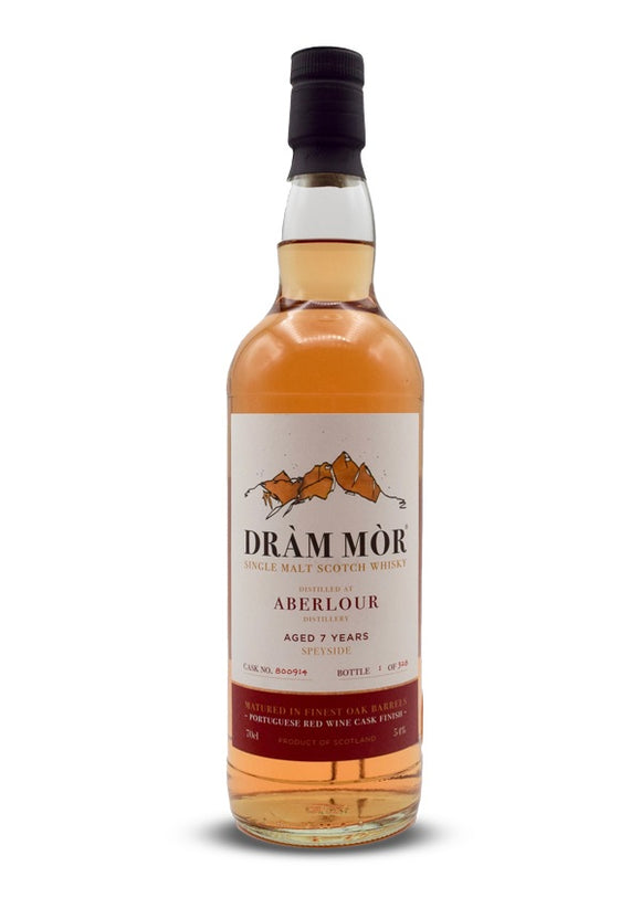 Dram Mor Aberlour 2012 7 Years Old
