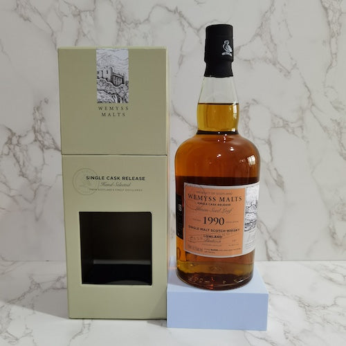 HNWS Bladnoch 1990 29 Years Old