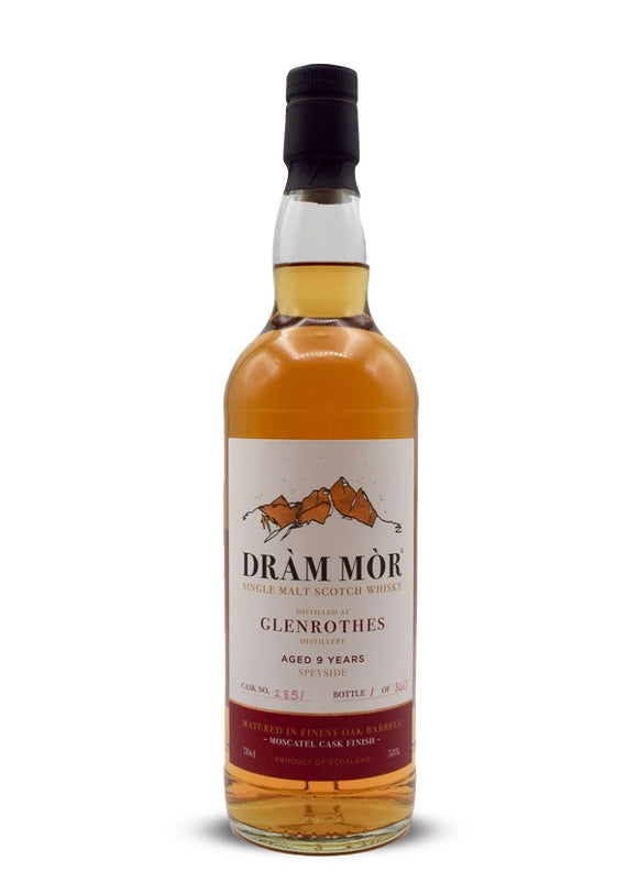 Dram Mor Glenrothes 2011 9 Years Old