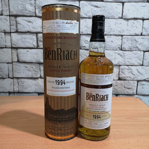 Benriach 1994 20 Years Old (Taiwan Exclusive)