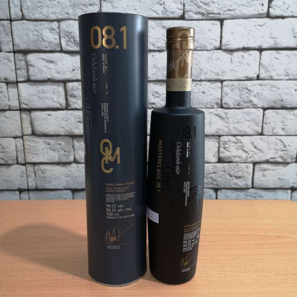 Octomore 8.1