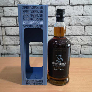 Springbank 17 Years Old - Quaich Bar Singapore Exclusive