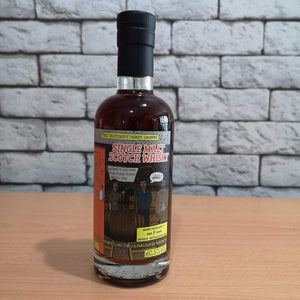 TBWC Secret Speyside 9 Years Old, Batch 5