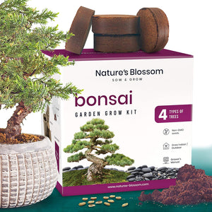 Bonsai Garden Grow Kit
