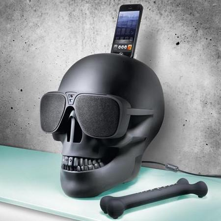 Skull Wireless Bluetooth Speaker - Limited Edition (50% OFF) - Orelio Store