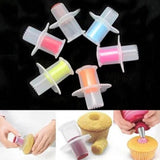 DIY Confectionery Tools For Cake Core Remover Pies Cupcake Cake Decorating Tools Bakeware Baking Dish Cookies Cutter