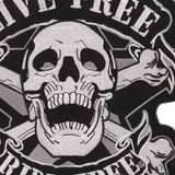 Ride Free® Biker Patch