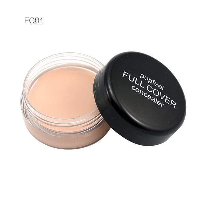 Kissbella Concealer 1 Popfeel Women Face Makeup Hide Blemish Concealer Best Vegan Fashion Beauty